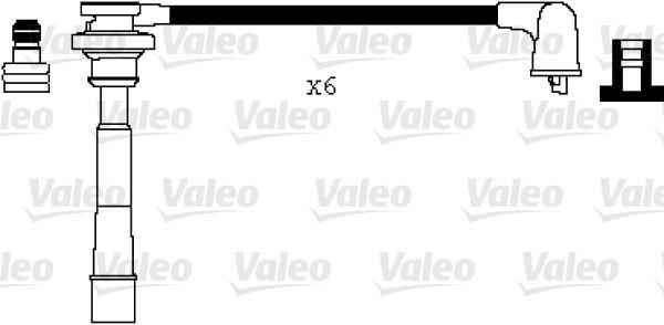 Jeu de fils d'allumage - VALEO - 346019