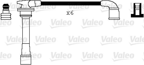 Jeu de fils d'allumage - VALEO - 346003