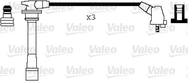 Jeu de fils d'allumage - VALEO - 346002