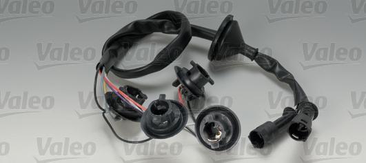 Support de lampe, feu arrière - VALEO - 065202