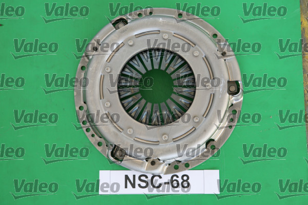 Kit d'embrayage - VALEO - 826822