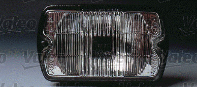 Projecteur antibrouillard - VALEO - 084627