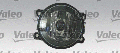 Projecteur antibrouillard - VALEO - 043352