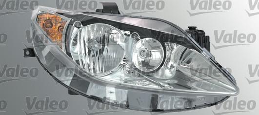 Projecteur principal - VALEO - 043817
