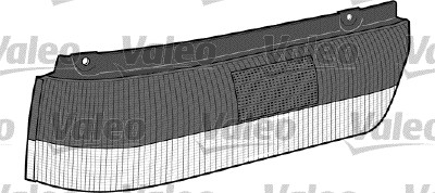 Feu arrière - VALEO - 086597