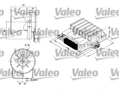 Avertisseur sonore - VALEO - 479135