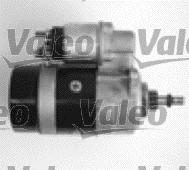 Démarreur - VALEO - 455678