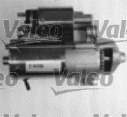 Démarreur - VALEO - 455894