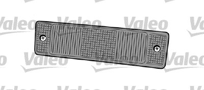 Voyant, feu clignotant - VALEO - 085502