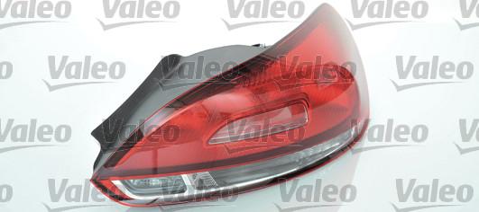 Feu arrière - VALEO - 043662
