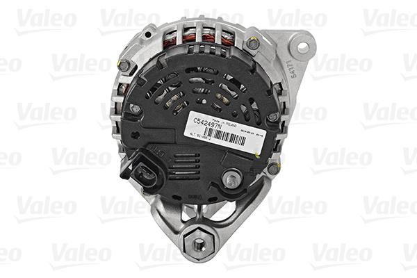 Alternateur - VALEO - 437359