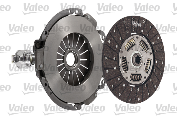 Kit d'embrayage - VALEO - 827163