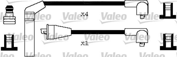 Jeu de fils d'allumage - VALEO - 346251