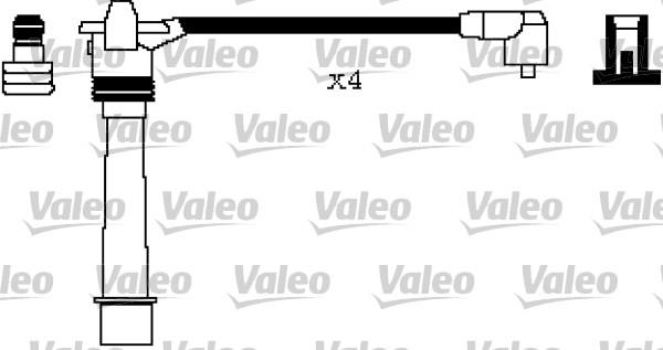 Jeu de fils d'allumage - VALEO - 346248