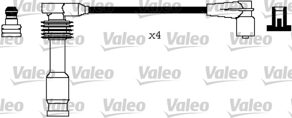 Jeu de fils d'allumage - VALEO - 346212