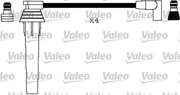 Jeu de fils d'allumage - VALEO - 346185