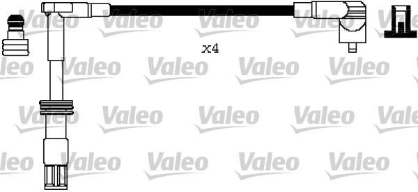 Jeu de fils d'allumage - VALEO - 346184
