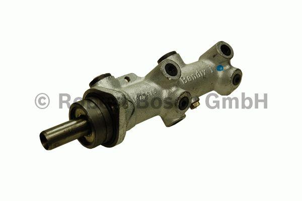 Maître-cylindre de frein - BOSCH - 0 204 123 314