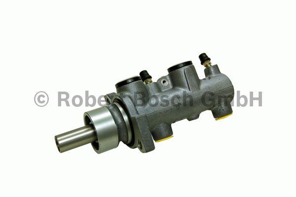 Maître-cylindre de frein - BOSCH - 0 204 123 406