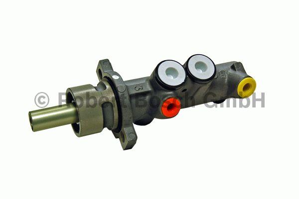 Maître-cylindre de frein - BOSCH - 0 204 123 409