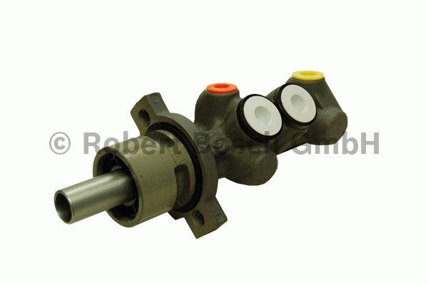 Maître-cylindre de frein - BOSCH - 0 204 123 589