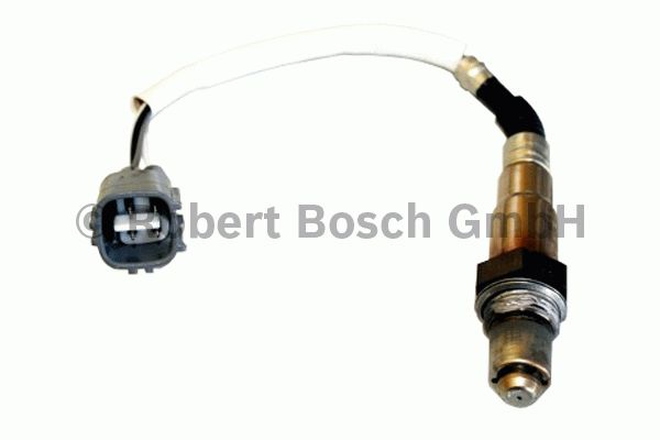 Sonde lambda - BOSCH - 0 258 006 345