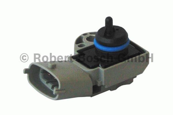 Capteur, pression de carburant - BOSCH - 0 261 230 236