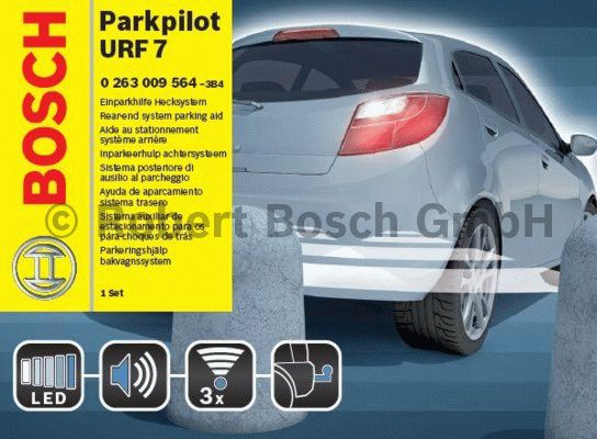 Parctronic - BOSCH - 0 263 009 564