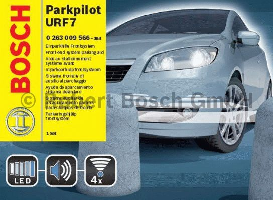 Parctronic - BOSCH - 0 263 009 566