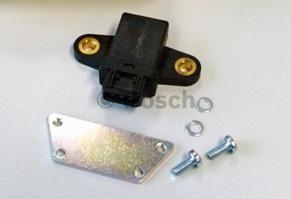 Capteur, accélération longitudinale - BOSCH - F 026 T00 500