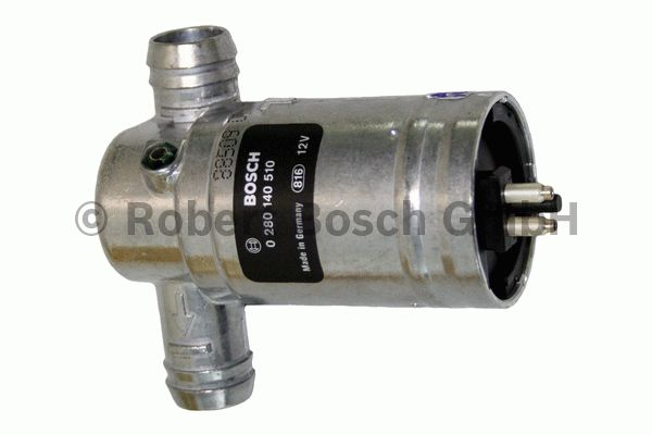 Valve de réglage du ralenti, alimentation d'air - BOSCH - 0 280 140 510