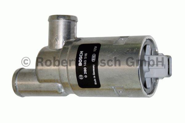 Valve de réglage du ralenti, alimentation d'air - BOSCH - 0 280 140 516