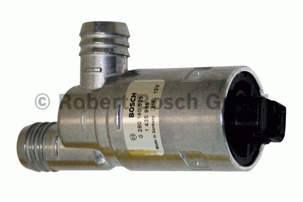 Valve de réglage du ralenti, alimentation d'air - BOSCH - 0 280 140 529
