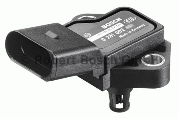 Capteur, pression de suralimentation - BOSCH - 0 281 002 401