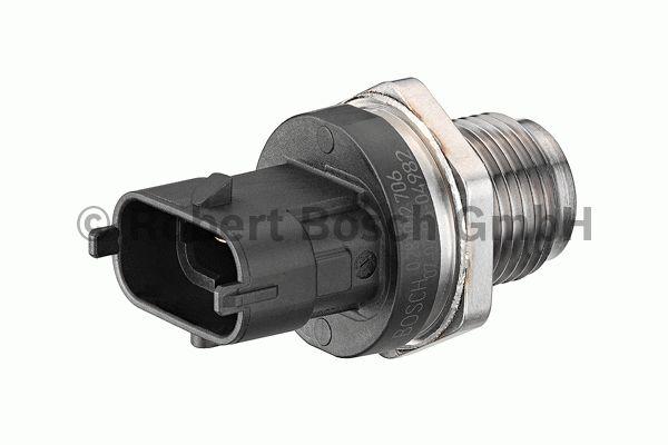 Capteur, pression de carburant - BOSCH - 0 281 002 706