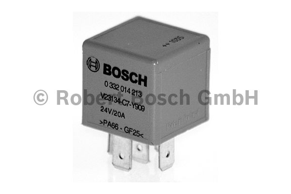 Relais - BOSCH - 0 332 014 213