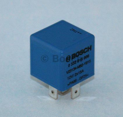 Relais - BOSCH - 0 332 015 006