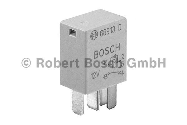 Relais - BOSCH - 0 332 207 304