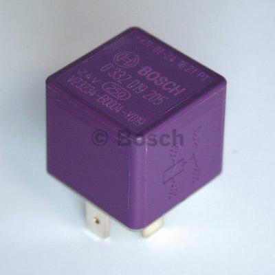 Relais - BOSCH - 0 332 019 205