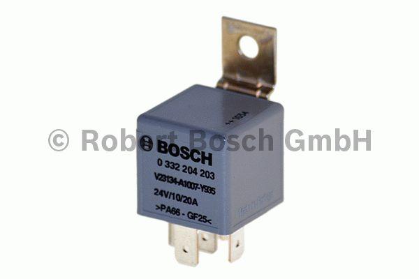Relais - BOSCH - 0 332 204 203