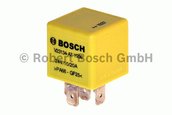 Relais - BOSCH - 0 332 204 204