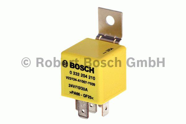 Relais - BOSCH - 0 332 204 210