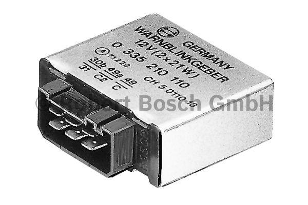 Centrale clignotante - BOSCH - 0 335 215 144