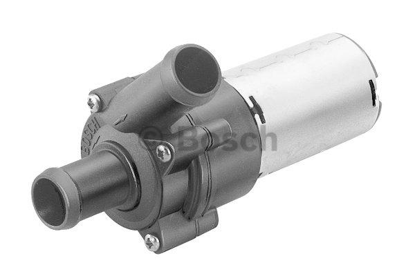 Pompe de circulation d'eau, chauffage auxiliaire - BOSCH - 0 392 020 027