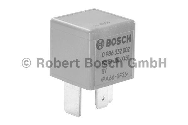 Relais - BOSCH - 0 986 332 002