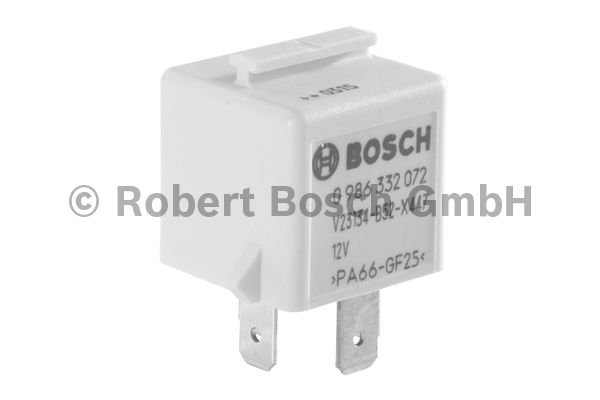 Relais - BOSCH - 0 986 332 072