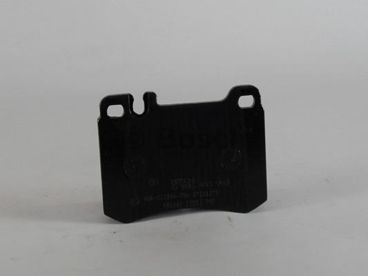 Kit de plaquettes de frein, frein à disque - BOSCH - 0 986 460 959
