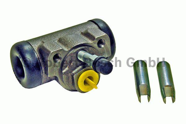 Cylindre de roue - BOSCH - 0 986 475 893