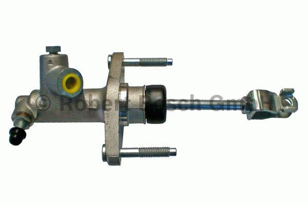 Cylindre émetteur, embrayage - BOSCH - 0 986 486 044