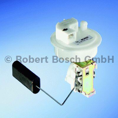 Capteur, niveau de carburant - BOSCH - 0 986 580 102